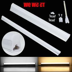 1/2/4x T5 5W 9W SMD LED Fluorescent Tube Light Bar Lamp Repl