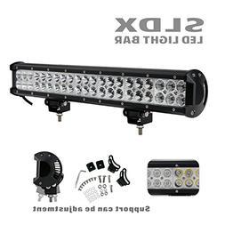 SLDX 144W 22/23inch Combo Beam CREE LED Work Light Bar for I