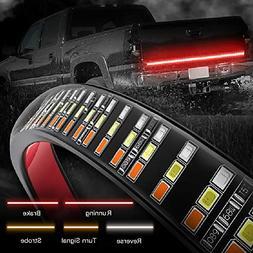 """60"""" LED Truck Tailgate Light Bar, Oblong-HK truck tailgate l"""