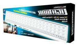 "Bell + Howell 16.5"" Light Bar Rechargeable Super Bright Port"