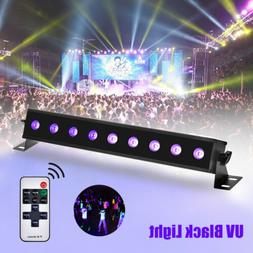 Black Light Bar UV LED 9W 27W 36W Blacklight Party Club Hall