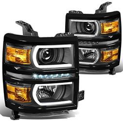 chevy silverado 1500 pair led drl