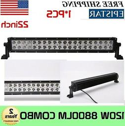 22inch 120W COMBO LED Work Light Bar Offroad Driving Lamp SU