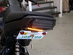 Honda Grom MSX125 SS LED Light Bar Fender Eliminator Kit wit