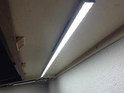 Kitchen Under Cabinet Lighting Kit LED Bar Fixture COOL Whit