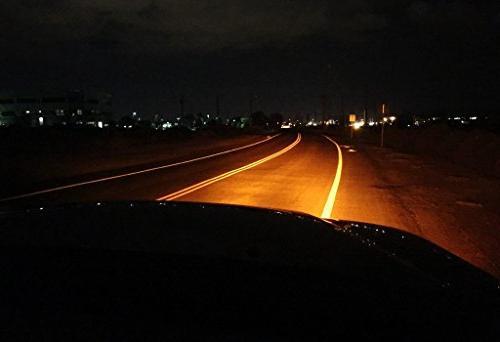 iJDMTOY Amber Flush LED Pod Lights Truck 4WD