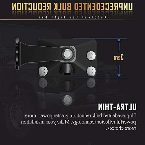 Light Bar Flood Combo Off Road Light Fog Light Driving bar