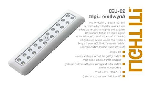 Light 30017-308 20-LED Anywhere