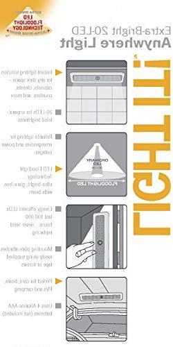 Light 20-LED Anywhere Light