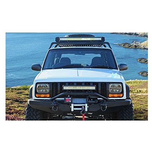 Nilight LED Flood Spot Combo Fog Led Light Bar Light SUV Boat Je