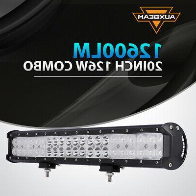 20 inch led light bar work flood