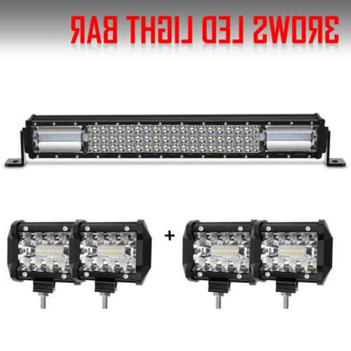 2019 newest 22inch led work light bar