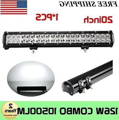 20inch tri row 288w led work light