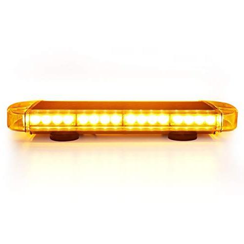 21 inch led emergency strobe light hazard