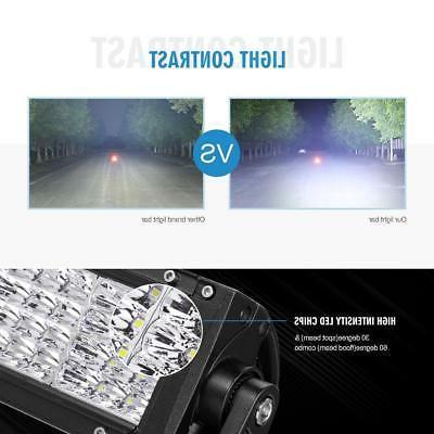 """2160W 32""""INCH LED BAR Quad ROW SUV 42"""""""