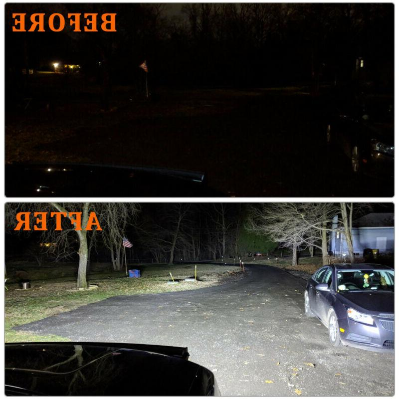 "22"" INCH LED LIGHT FLOOD TRUCK SUV"