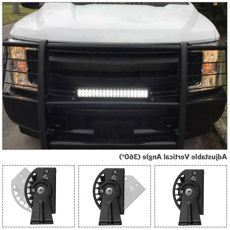 22inch Light Bar Off-road Lamp SUV Boat ATV 24