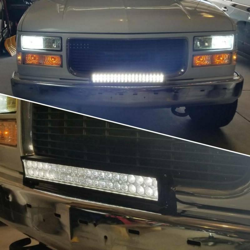 22inch 280W COMBO LED Light Off-road Lamp SUV Boat ATV 24