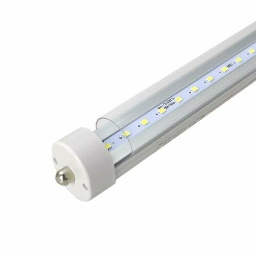 25-Pack T8 8ft Bar lamp shop Light