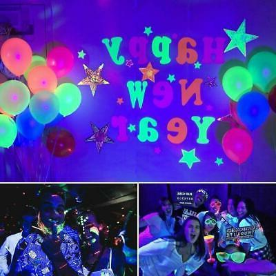 260W Light UV LED Stage Party Halloween + Remote
