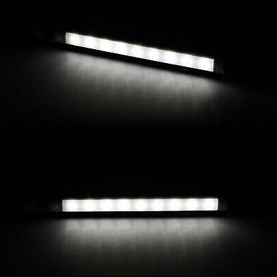 2pc Bar Lighting Kit Cupboard Lamp