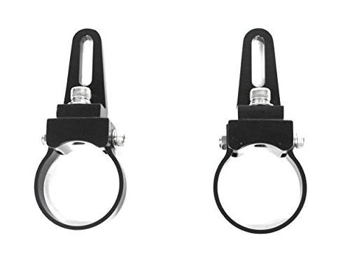 3 one pair 360 degree adjustable bar