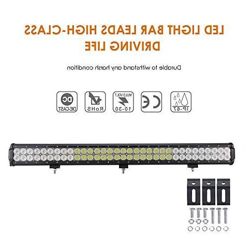 30 cree light bar