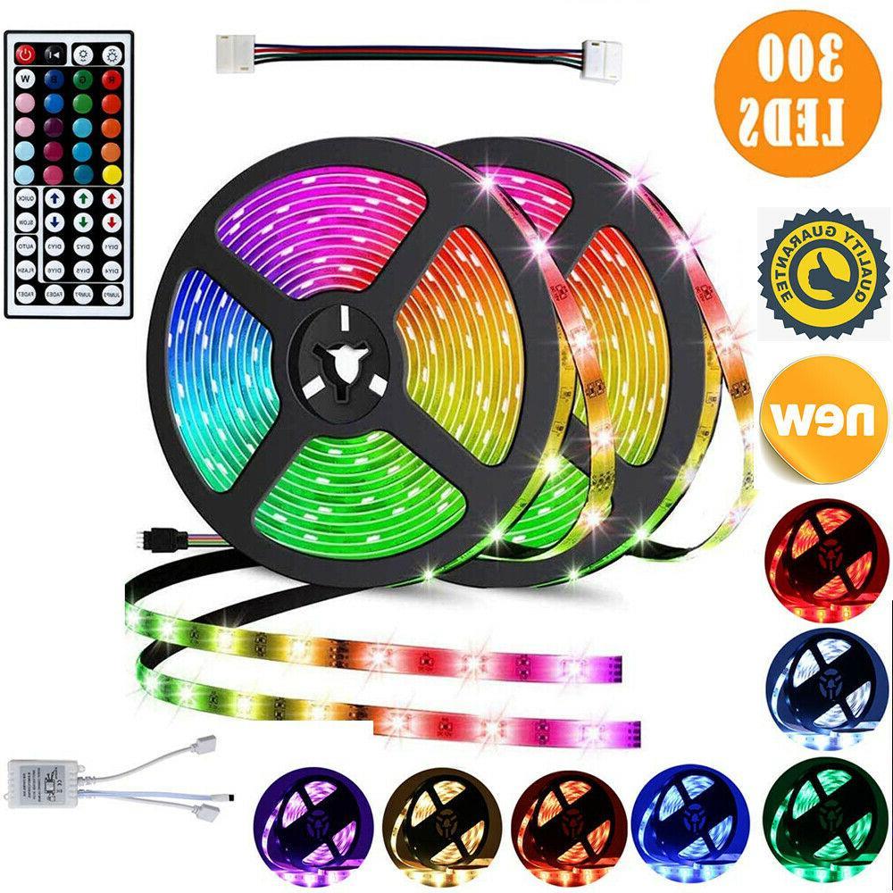 Flexible Light RGB LED Lights TV Bar~