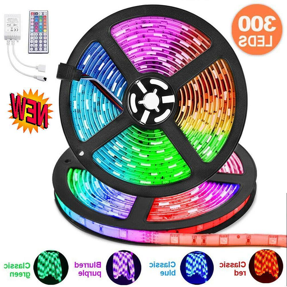 Flexible LED SMD Remote Lights Room Bar~
