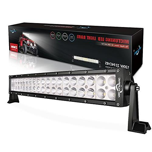 Curved LED Bar Combo Driving Warranty