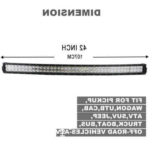 42INCH BAR+22 CREE OFFROAD VS 52/32/20""
