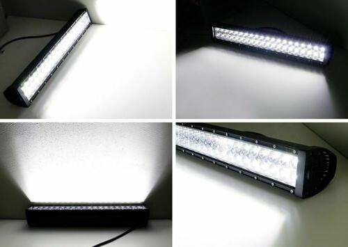 42INCH LED BAR+22 OFFROAD VS