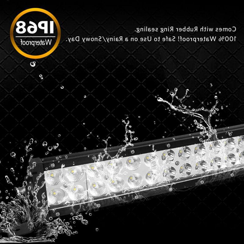 4D 42inch LED Flood Truck