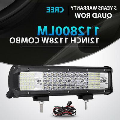 """Led Work Light Spot Truck ATV 14"""""""