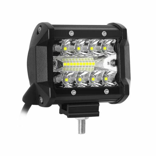 4x LED Work Spot Road Truck