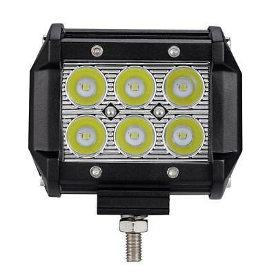"""4x 4INCH LED WORK SPOT OFFROAD TRUCK LAMP 6"""""""