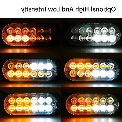 4 x12 Truck Emergency Warning Light Bar