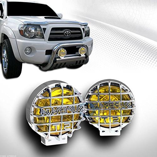 Velocity Concepts OFF ROAD FOG LIGHTS LAMP GUARD ROOF MOUNT