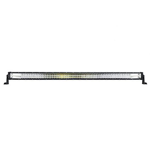 52 led light bar tri row 261w