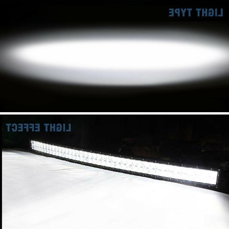 560W LED Bar Spot &Wiring