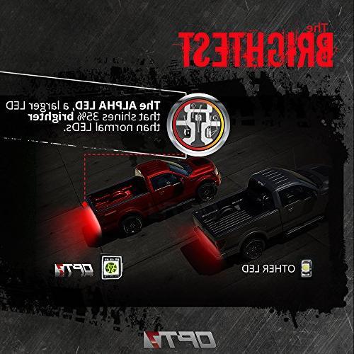 Tailgate Light TriCore - Rigid - Running Signal - 2yr Warranty