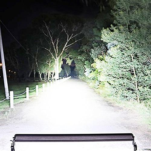 Curved LED OFFROADTOWN Quad Row LED Lights IP68 Waterproof Driving Work for SUV UTE Trucks UTV
