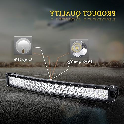 DOT 32 180W + 18W Pods Lights Harness Boat SUV UTV Truck Polaris