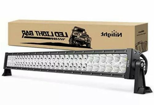 LED Light Bar Nilight 32 Inch 180W Spot Flood Combo LED Driv