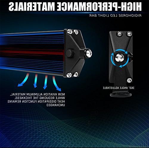 LED Row Bar Spot Flood Combo Beam Work Lamp Lights for ATV Track years