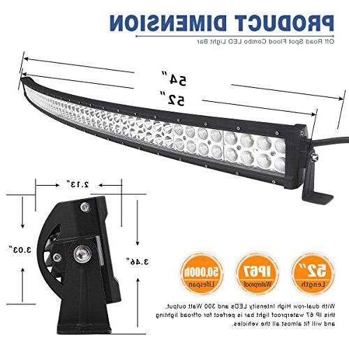 Led Light Bar Light Bar White 2PCS 4 Inch Flood Pod with Switch Wiring Harness compatible for Driving Jeep Truck Car 4WD