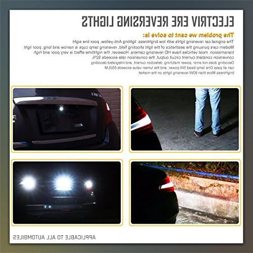 Led Light Reverse Bright Daytime Running Stop Tail Reverse Small Rear for Tacoma Truck Off-Road