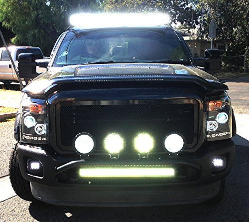 Nilight Light Spot Combo Work Light for SUV Boat 4x4 Jeep Years