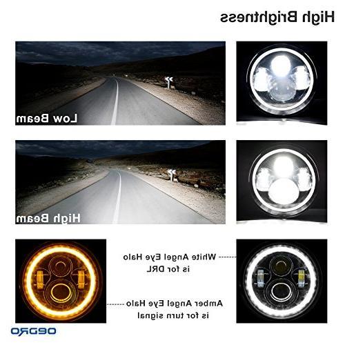 + LED Combo Fog Lights , DOT 97-18 JK