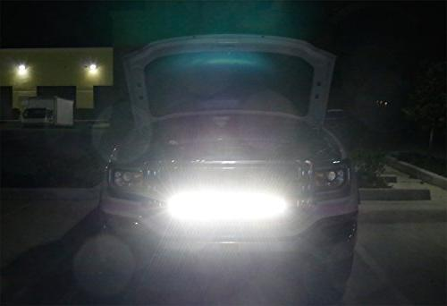 "iJDMTOY 30"" Light Kit 2014-16 Chevy Silverado 1500 HD, Includes Lightbar, Grill Brackets & Wiring"